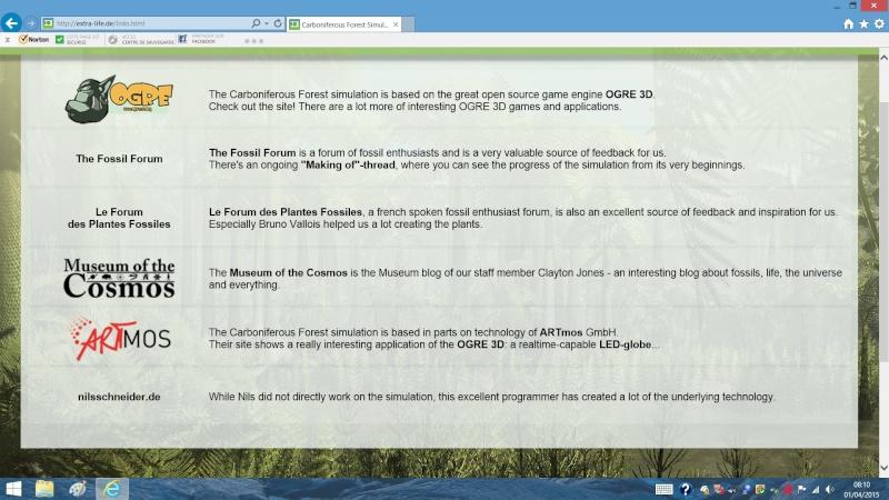 Bibliographie et sites web sur la  paléobotanique Sans_t11