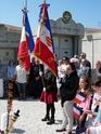 (N°56)Photos de la cérémonie commémorative de la capitulation le 8 mai 1945 de l'Allemagne Nazi . A Saleilles le 8 mai 2015.(Photos de Raphaël ALVAREZ) Le_8_m26