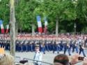 (N°57)Photos de la cérémonie commémorative de la fête nationale et du défilé du 14 juillet 2014 sur l'Avenue des Champs Elysée à Paris. ( Photos de Raphaël ALVAREZ ) Paris100
