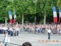 (N°57)Photos de la cérémonie commémorative de la fête nationale et du défilé du 14 juillet 2014 sur l'Avenue des Champs Elysée à Paris. ( Photos de Raphaël ALVAREZ ) Paris101