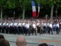 (N°57)Photos de la cérémonie commémorative de la fête nationale et du défilé du 14 juillet 2014 sur l'Avenue des Champs Elysée à Paris. ( Photos de Raphaël ALVAREZ ) Paris102