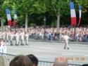 (N°57)Photos de la cérémonie commémorative de la fête nationale et du défilé du 14 juillet 2014 sur l'Avenue des Champs Elysée à Paris. ( Photos de Raphaël ALVAREZ ) Paris103
