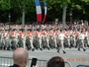 (N°57)Photos de la cérémonie commémorative de la fête nationale et du défilé du 14 juillet 2014 sur l'Avenue des Champs Elysée à Paris. ( Photos de Raphaël ALVAREZ ) Paris104