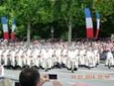 (N°57)Photos de la cérémonie commémorative de la fête nationale et du défilé du 14 juillet 2014 sur l'Avenue des Champs Elysée à Paris. ( Photos de Raphaël ALVAREZ ) Paris106