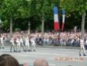 (N°57)Photos de la cérémonie commémorative de la fête nationale et du défilé du 14 juillet 2014 sur l'Avenue des Champs Elysée à Paris. ( Photos de Raphaël ALVAREZ ) Paris107
