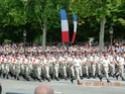 (N°57)Photos de la cérémonie commémorative de la fête nationale et du défilé du 14 juillet 2014 sur l'Avenue des Champs Elysée à Paris. ( Photos de Raphaël ALVAREZ ) Paris108