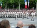 (N°57)Photos de la cérémonie commémorative de la fête nationale et du défilé du 14 juillet 2014 sur l'Avenue des Champs Elysée à Paris. ( Photos de Raphaël ALVAREZ ) Paris110