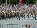 (N°57)Photos de la cérémonie commémorative de la fête nationale et du défilé du 14 juillet 2014 sur l'Avenue des Champs Elysée à Paris. ( Photos de Raphaël ALVAREZ ) Paris112