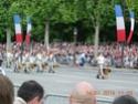 (N°57)Photos de la cérémonie commémorative de la fête nationale et du défilé du 14 juillet 2014 sur l'Avenue des Champs Elysée à Paris. ( Photos de Raphaël ALVAREZ ) Paris113