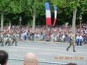 (N°57)Photos de la cérémonie commémorative de la fête nationale et du défilé du 14 juillet 2014 sur l'Avenue des Champs Elysée à Paris. ( Photos de Raphaël ALVAREZ ) Paris115