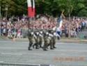 (N°57)Photos de la cérémonie commémorative de la fête nationale et du défilé du 14 juillet 2014 sur l'Avenue des Champs Elysée à Paris. ( Photos de Raphaël ALVAREZ ) Paris120