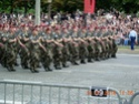 (N°57)Photos de la cérémonie commémorative de la fête nationale et du défilé du 14 juillet 2014 sur l'Avenue des Champs Elysée à Paris. ( Photos de Raphaël ALVAREZ ) Paris121