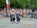 (N°57)Photos de la cérémonie commémorative de la fête nationale et du défilé du 14 juillet 2014 sur l'Avenue des Champs Elysée à Paris. ( Photos de Raphaël ALVAREZ ) Paris123