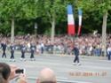 (N°57)Photos de la cérémonie commémorative de la fête nationale et du défilé du 14 juillet 2014 sur l'Avenue des Champs Elysée à Paris. ( Photos de Raphaël ALVAREZ ) Paris128