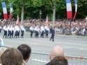 (N°57)Photos de la cérémonie commémorative de la fête nationale et du défilé du 14 juillet 2014 sur l'Avenue des Champs Elysée à Paris. ( Photos de Raphaël ALVAREZ ) Paris135
