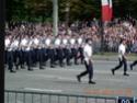 (N°57)Photos de la cérémonie commémorative de la fête nationale et du défilé du 14 juillet 2014 sur l'Avenue des Champs Elysée à Paris. ( Photos de Raphaël ALVAREZ ) Paris138