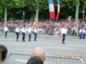(N°57)Photos de la cérémonie commémorative de la fête nationale et du défilé du 14 juillet 2014 sur l'Avenue des Champs Elysée à Paris. ( Photos de Raphaël ALVAREZ ) Paris142