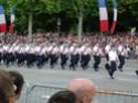 (N°57)Photos de la cérémonie commémorative de la fête nationale et du défilé du 14 juillet 2014 sur l'Avenue des Champs Elysée à Paris. ( Photos de Raphaël ALVAREZ ) Paris143