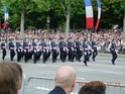 (N°57)Photos de la cérémonie commémorative de la fête nationale et du défilé du 14 juillet 2014 sur l'Avenue des Champs Elysée à Paris. ( Photos de Raphaël ALVAREZ ) Paris149