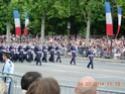 (N°57)Photos de la cérémonie commémorative de la fête nationale et du défilé du 14 juillet 2014 sur l'Avenue des Champs Elysée à Paris. ( Photos de Raphaël ALVAREZ ) Paris150