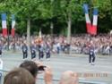 (N°57)Photos de la cérémonie commémorative de la fête nationale et du défilé du 14 juillet 2014 sur l'Avenue des Champs Elysée à Paris. ( Photos de Raphaël ALVAREZ ) Paris158