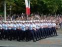 (N°57)Photos de la cérémonie commémorative de la fête nationale et du défilé du 14 juillet 2014 sur l'Avenue des Champs Elysée à Paris. ( Photos de Raphaël ALVAREZ ) Paris162