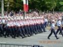 (N°57)Photos de la cérémonie commémorative de la fête nationale et du défilé du 14 juillet 2014 sur l'Avenue des Champs Elysée à Paris. ( Photos de Raphaël ALVAREZ ) Paris163