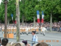 (N°57)Photos de la cérémonie commémorative de la fête nationale et du défilé du 14 juillet 2014 sur l'Avenue des Champs Elysée à Paris. ( Photos de Raphaël ALVAREZ ) Paris165