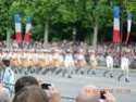 (N°57)Photos de la cérémonie commémorative de la fête nationale et du défilé du 14 juillet 2014 sur l'Avenue des Champs Elysée à Paris. ( Photos de Raphaël ALVAREZ ) Paris166