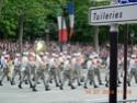 (N°57)Photos de la cérémonie commémorative de la fête nationale et du défilé du 14 juillet 2014 sur l'Avenue des Champs Elysée à Paris. ( Photos de Raphaël ALVAREZ ) Paris173
