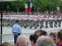 (N°57)Photos de la cérémonie commémorative de la fête nationale et du défilé du 14 juillet 2014 sur l'Avenue des Champs Elysée à Paris. ( Photos de Raphaël ALVAREZ ) Paris178