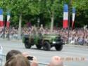 (N°57)Photos de la cérémonie commémorative de la fête nationale et du défilé du 14 juillet 2014 sur l'Avenue des Champs Elysée à Paris. ( Photos de Raphaël ALVAREZ ) Paris191