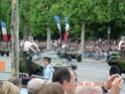 (N°57)Photos de la cérémonie commémorative de la fête nationale et du défilé du 14 juillet 2014 sur l'Avenue des Champs Elysée à Paris. ( Photos de Raphaël ALVAREZ ) Paris202