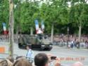 (N°57)Photos de la cérémonie commémorative de la fête nationale et du défilé du 14 juillet 2014 sur l'Avenue des Champs Elysée à Paris. ( Photos de Raphaël ALVAREZ ) Paris206