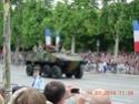 (N°57)Photos de la cérémonie commémorative de la fête nationale et du défilé du 14 juillet 2014 sur l'Avenue des Champs Elysée à Paris. ( Photos de Raphaël ALVAREZ ) Paris213