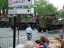 (N°57)Photos de la cérémonie commémorative de la fête nationale et du défilé du 14 juillet 2014 sur l'Avenue des Champs Elysée à Paris. ( Photos de Raphaël ALVAREZ ) Paris219