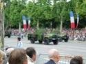 (N°57)Photos de la cérémonie commémorative de la fête nationale et du défilé du 14 juillet 2014 sur l'Avenue des Champs Elysée à Paris. ( Photos de Raphaël ALVAREZ ) Paris234