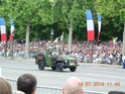 (N°57)Photos de la cérémonie commémorative de la fête nationale et du défilé du 14 juillet 2014 sur l'Avenue des Champs Elysée à Paris. ( Photos de Raphaël ALVAREZ ) Paris257