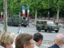 (N°57)Photos de la cérémonie commémorative de la fête nationale et du défilé du 14 juillet 2014 sur l'Avenue des Champs Elysée à Paris. ( Photos de Raphaël ALVAREZ ) Paris263