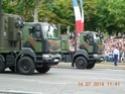 (N°57)Photos de la cérémonie commémorative de la fête nationale et du défilé du 14 juillet 2014 sur l'Avenue des Champs Elysée à Paris. ( Photos de Raphaël ALVAREZ ) Paris264