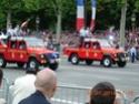(N°57)Photos de la cérémonie commémorative de la fête nationale et du défilé du 14 juillet 2014 sur l'Avenue des Champs Elysée à Paris. ( Photos de Raphaël ALVAREZ ) Paris268