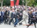 (N°57)Photos de la cérémonie commémorative de la fête nationale et du défilé du 14 juillet 2014 sur l'Avenue des Champs Elysée à Paris. ( Photos de Raphaël ALVAREZ ) Paris323