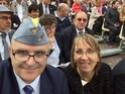 (N°57)Photos de la cérémonie commémorative de la fête nationale et du défilé du 14 juillet 2014 sur l'Avenue des Champs Elysée à Paris. ( Photos de Raphaël ALVAREZ ) Paris360