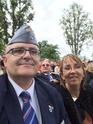 (N°57)Photos de la cérémonie commémorative de la fête nationale et du défilé du 14 juillet 2014 sur l'Avenue des Champs Elysée à Paris. ( Photos de Raphaël ALVAREZ ) Paris361