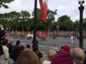 (N°57)Photos de la cérémonie commémorative de la fête nationale et du défilé du 14 juillet 2014 sur l'Avenue des Champs Elysée à Paris. ( Photos de Raphaël ALVAREZ ) Paris367