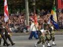 (N°57)Photos de la cérémonie commémorative de la fête nationale et du défilé du 14 juillet 2014 sur l'Avenue des Champs Elysée à Paris. ( Photos de Raphaël ALVAREZ ) Paris370