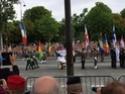 (N°57)Photos de la cérémonie commémorative de la fête nationale et du défilé du 14 juillet 2014 sur l'Avenue des Champs Elysée à Paris. ( Photos de Raphaël ALVAREZ ) Paris371