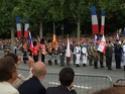 (N°57)Photos de la cérémonie commémorative de la fête nationale et du défilé du 14 juillet 2014 sur l'Avenue des Champs Elysée à Paris. ( Photos de Raphaël ALVAREZ ) Paris376