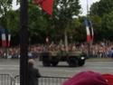 (N°57)Photos de la cérémonie commémorative de la fête nationale et du défilé du 14 juillet 2014 sur l'Avenue des Champs Elysée à Paris. ( Photos de Raphaël ALVAREZ ) Paris396