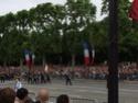 (N°57)Photos de la cérémonie commémorative de la fête nationale et du défilé du 14 juillet 2014 sur l'Avenue des Champs Elysée à Paris. ( Photos de Raphaël ALVAREZ ) Paris397